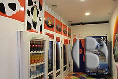 Автомат по продаже льда