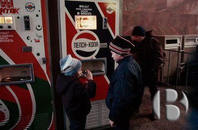 автоматы времен СССР