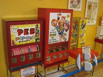 торговые автоматы PEZ