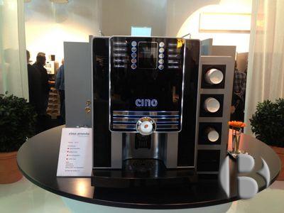 Выставка Eu'Vend & Coffeena