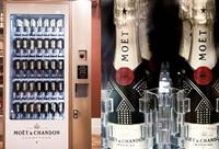 автомат по продаже шампанского