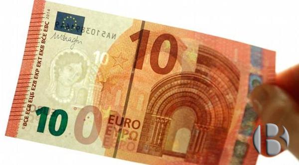 новые 10 евро