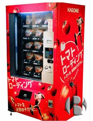 Автомат по продаже помидоров