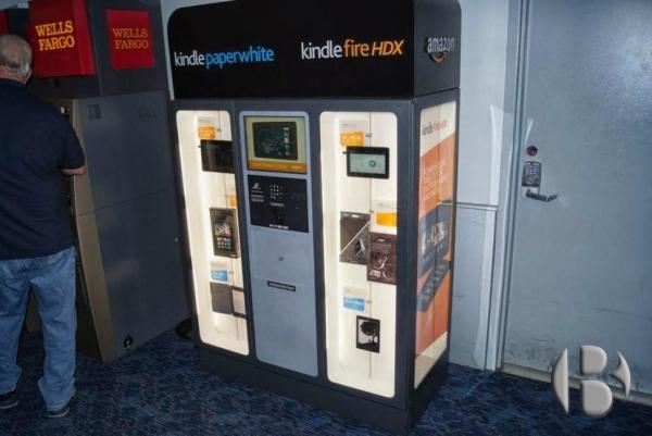 торговый автомат Amazon