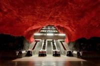 метро в Стогольме