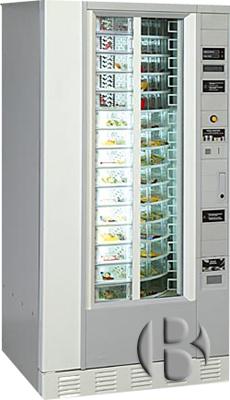 автомат по продаже фруктов