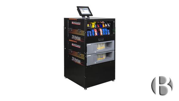 торговый автомат CribMaster