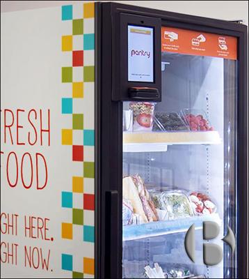 автомат по продаже свежих продуктов