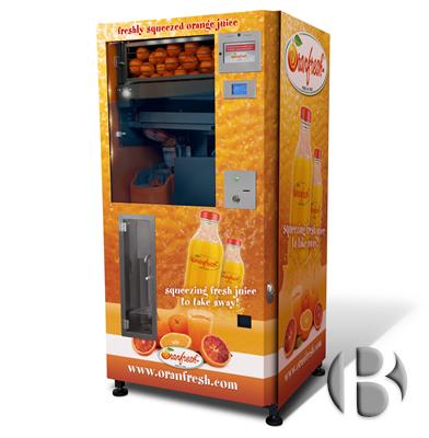 торговые автоматы по продаже сока