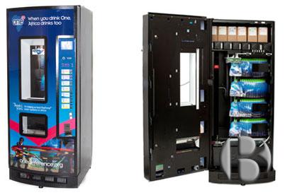 автомат по продаже сока в дой-паках