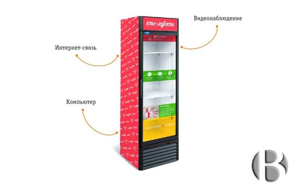 торговый автомат ели-худели