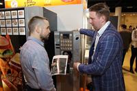Выставка торговых автоматов