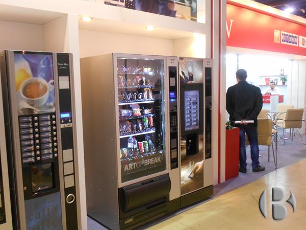 Выставка торговых автоматов 2015