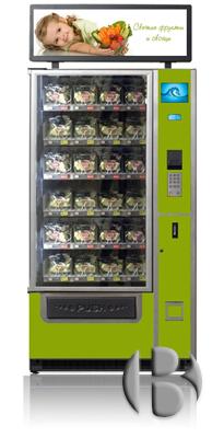 автомат по продаже овощей и фруктов уникум