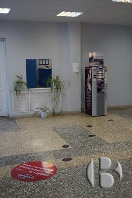 Брендированный кофейный автомат