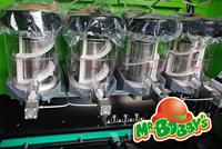 Охлаждаемые емкости для Желе и Шариков (Popping Boba) Также подходит для льда/граниты и и др., включая дозатор.