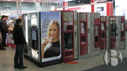 вендинг выставка в России