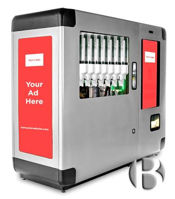Торговый автомат по продаже конфет