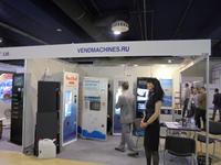 VendExpo Россия 2016. Стенда VendMachines