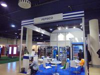 VendExpo Россия 2016. Стенда PepsiCo