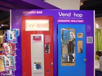 VendExpo Россия 2016. VendShop. Вендинговый аппарат Акватик WA1700Y