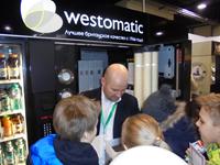 VendExpo Россия 2016. Westomatic