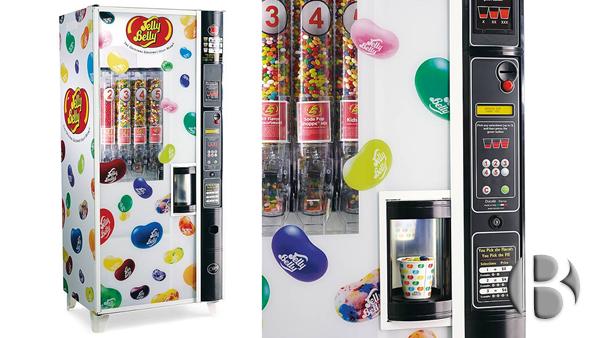 автомат по продаже конфет