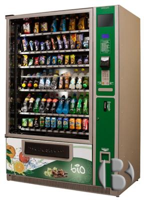 идеи вендинга снековые автоматы