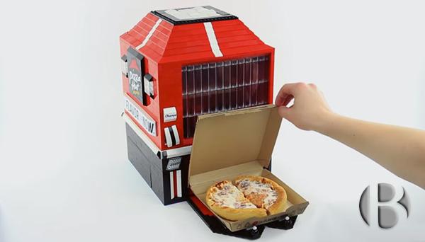 лего конструктор торговый автомат