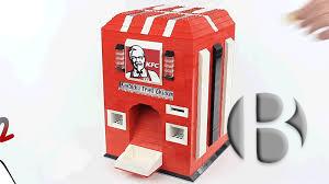 торговый автомат KFC
