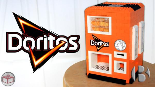 лего торговый автомат
