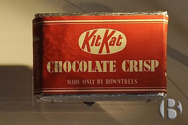 первый шоколад Кит-Кат