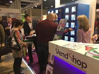 Автомат Element компании «VendShop». VendingExpo 2017