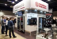 Стенд «Профессиональные и торговые автоматы». VendExpo 2017