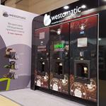 Стенд Westomatic. VendExpo 2017
