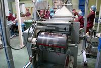 Производственный комплекс АЛМАФУД. Фасовка зернового кофе. Альта Рома