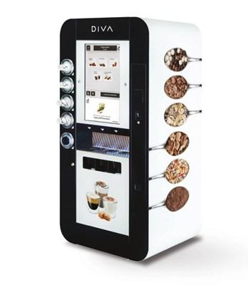 Diva Bianchi Vending