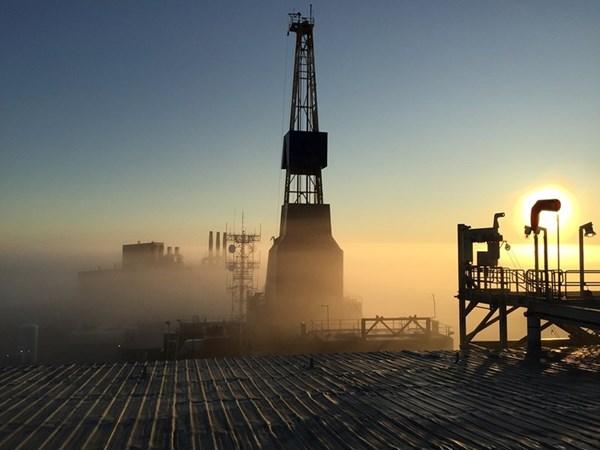 Нефть из информационного киоска