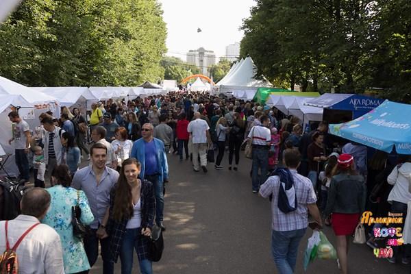 Ярмарка «Чай и кофе 2017» в Сокольниках
