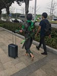 VMF 2018. Китай. НА улице города Гуанчжоу