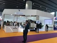 Выставка VMF 2018. Китай. Стенд COMMA (B172)