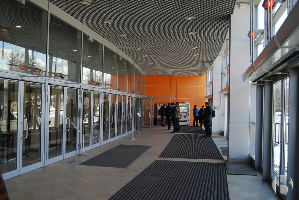 VendExpo 2018. Вход посетителей на выставку
