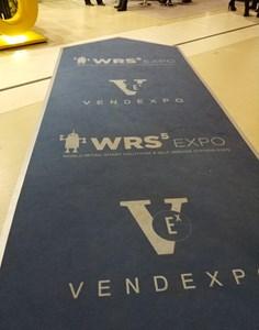 Дорожка к выставке VendExpo 2018