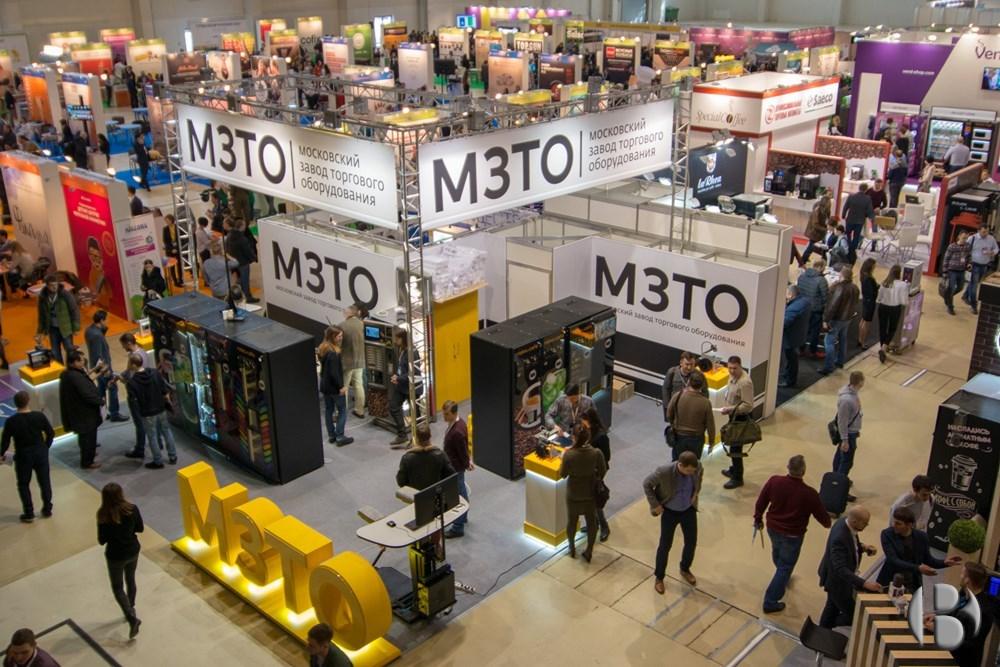 Стенд МЗТО на выставке VendExpo 2018