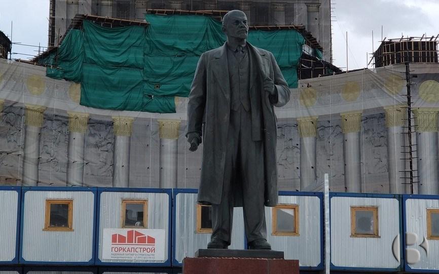 VendExpo 2018. ВДНХ. Памятник Ленину