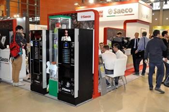Отзывы о выставке VendExpo 2018. Компания Профессиональные и Торговые Автоматы. Стенд