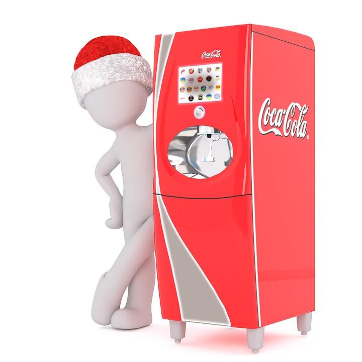 Coca-cola расширяет свой кофейный вендинг