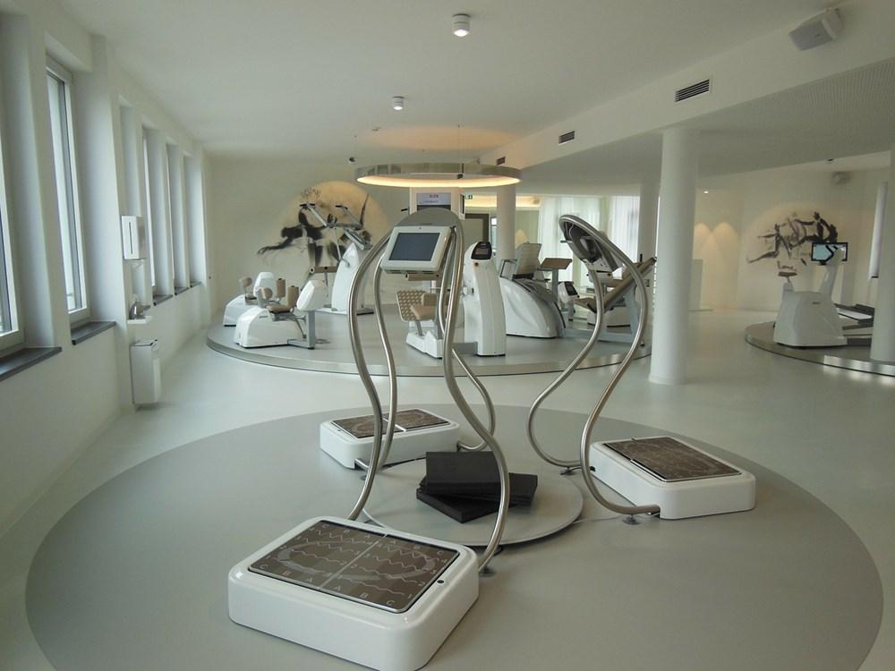 Вместо персонала в фитнес-клубах в будущем будут автоматы