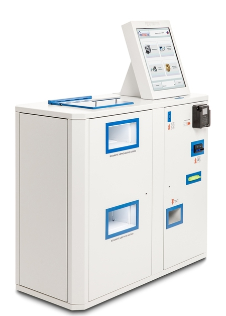 Новый вендинговый копировальный автомат КопирЭкс 4.0