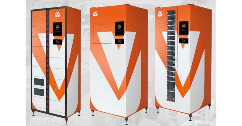 Вендинговые автоматы Vending Box 34